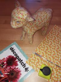 Lammetje, DIY pakket, SA165