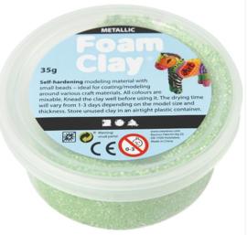 Groen Metallic, 35 gram