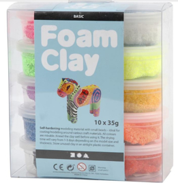 FoamClay basic pakket