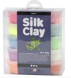 Silk Clay Basispakket 2