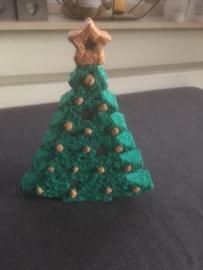 Kerstboom met licht DIY pakket