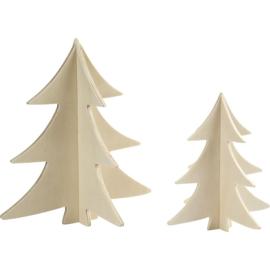 Kerstbomen 3D