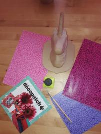 Eenhoorn DIY pakket, SA180