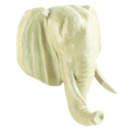 Olifant, hoofd groot, MA024