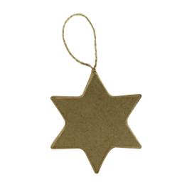 Kerst ster met lus, NO025