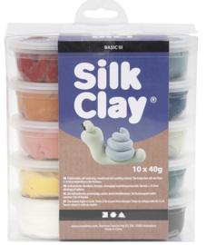 Silk Clay Basispakket 3