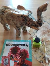 Olifant, groot,  MA006, DIY pakket