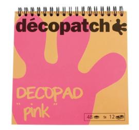 Decopad 'roze'