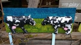 Koeien paneel