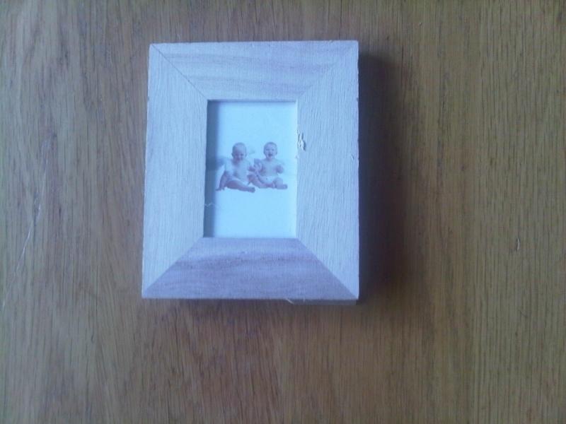 Fotolijst 9 x 11 cm
