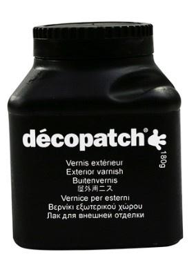 Decopatch vernis exterior