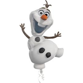 Frozen Olaf folieballon XL 104cm