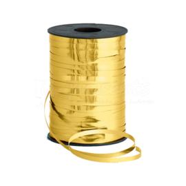 Krullint  goud glans 5 meter