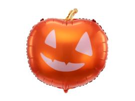 Halloween Pumpkin folie ballon40x40cm