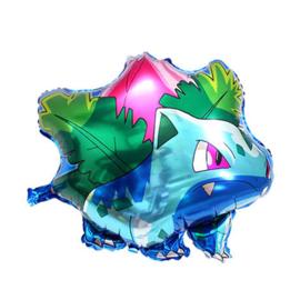 Pokemon Bulbasaur XL folie ballon