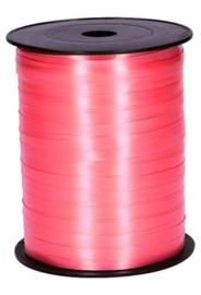 Krullint fluor roze 5 meter