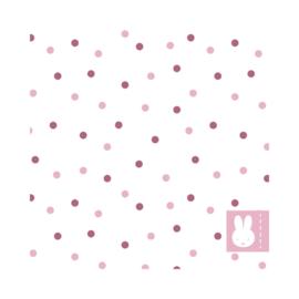 Nijntje servetjes baby roze - 20 stuks