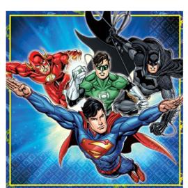 Superhero's servetjes