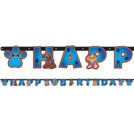 Paw Patrol  Letter Slinger Happy Birthday