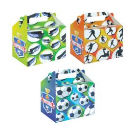 Traktatieboxje Voetbal