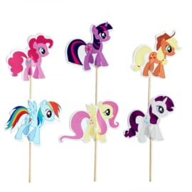 My Little Pony Prikker