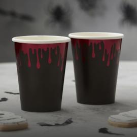 Halloween Blood-Drip bekers