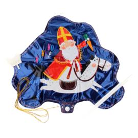 Sinterklaas folieballon
