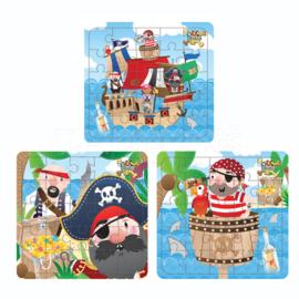 Puzzeltje piraat