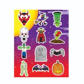 Stickertjes Halloween