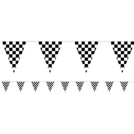 Vlaggenlijn Race vlag 3,6 meter