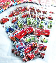 Cars stickertjes