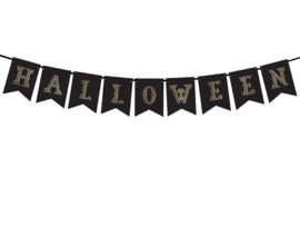 Halloween Vlaggenlijn 2,5 meter