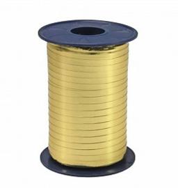 Krullint goud  mat 5 meter