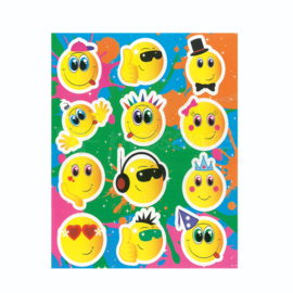 Stickertjes Smiley