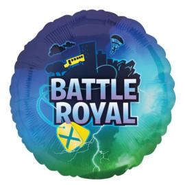 Battle  Royal Fortntite ronde folie ballon