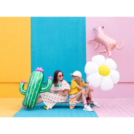 Cactus folieballon XL
