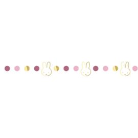 Nijntje kinderstoelslinger roze 1 jaar