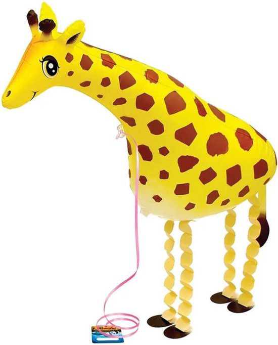 Giraffe Walking balloon XXL