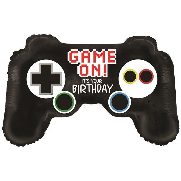 Game On Controller ballon 91cm