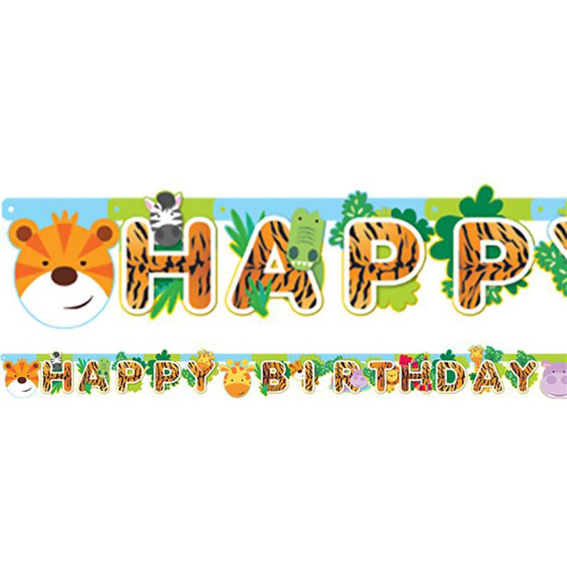 Jungle slinger Happy Birthday