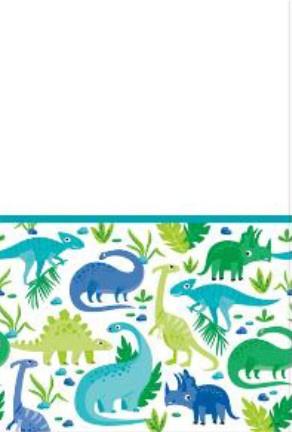 Dino ROAR Tafelkleed plastic