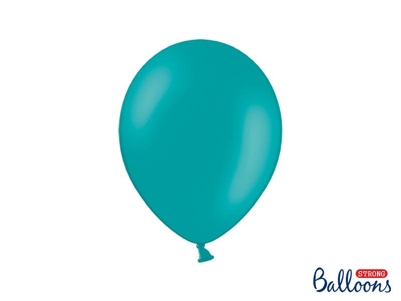 Ballonnen lagoon blauw - 10 stuks