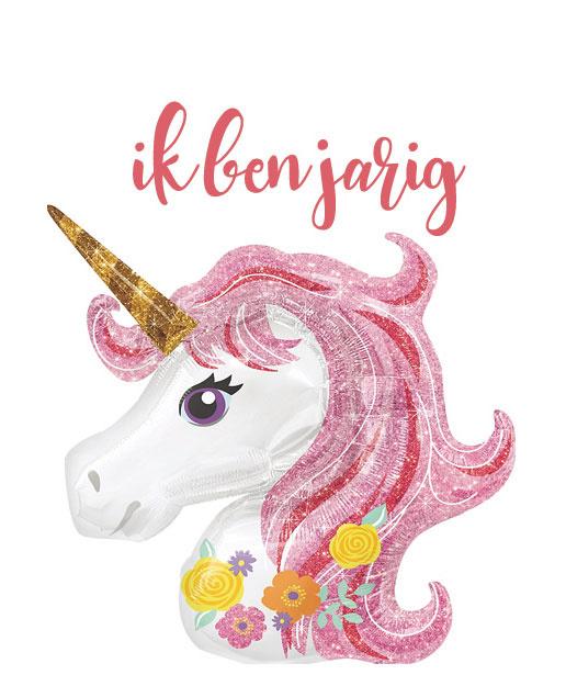 Traktatielabel Unicorn