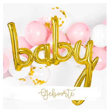 baby shower geboorte kraam jongetje meisje moeder feestversiering i presents traktaties decoratie feest kinderfeest ballon uitdeelcadeautjes versiering