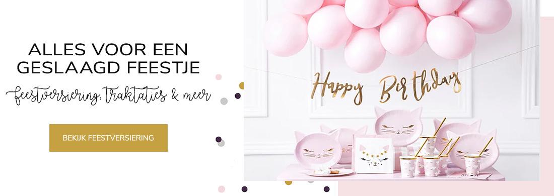i-presents voor je feestje