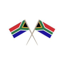 Cocktailprikkers ZUID-AFRIKA