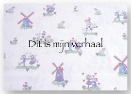 Voorbeeldblad Holland
