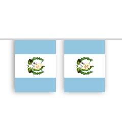 Vlaggenlijn GUATAMALA stof