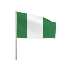 Zwaaivlaggetjes NIGERIA
