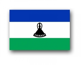 Vlaggetjes LESOTHO